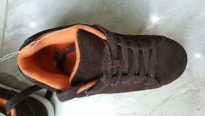 Sneaux Men's Sneakers Size 7 Brown BRAND NEW