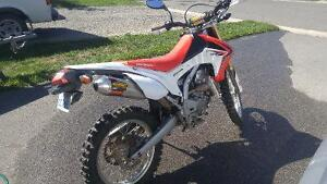 2013 Honda CRF250L for sale