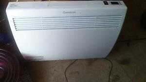 Garrison Convection Heater (reduced price) Kitchener / Waterloo Kitchener Area image 1