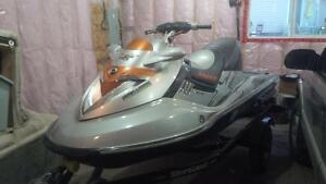 supercharged rxt255 seadoo 2008