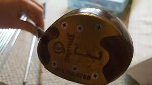 Vintage Wright & Ditson Full Set Golf Clubs Cambridge Kitchener Area image 3