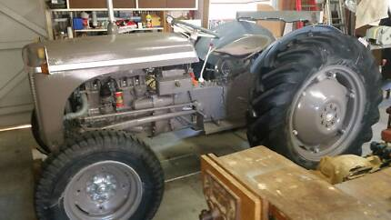 Grey Fergie Tractor T20