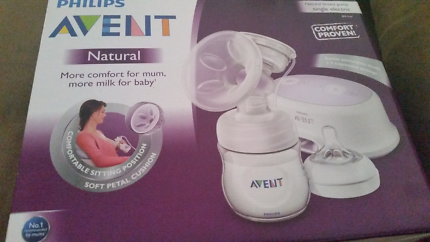 Avent Natural Brest Pump single electric