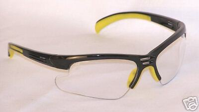 Hydras Premium Safety Shooting Glasses Clear S7710 - 4 Pairs Free Shipping