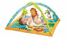 1/5 Baby Gym Activity Supper Soft Playmat Play Mat with toys