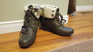 Brand new boots (Moving Sale)