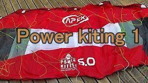 Power Kite Apex 5.0 youtube video in description