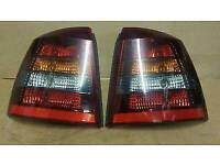Vauxhall astra mk 4 rear tinted lights