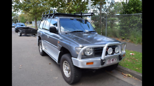 1999 Mitsubishi Pajero Wagon Cairns Cairns City Preview