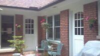 #1 exterior or Interior door installation 647-360-090 door insta
