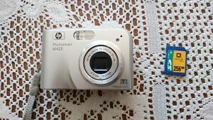 HP 5Mp Camera with 3X optical zoom