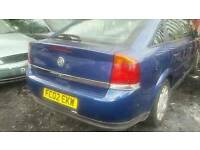 Vauxhall Vectra 1.8 Breaking for Spares