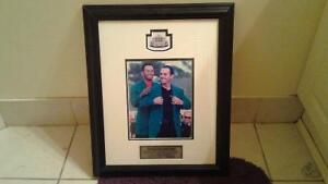PICTURE OF MIKE WEIR AND TIGER WOODS-$25 FIRM Peterborough Peterborough Area image 3