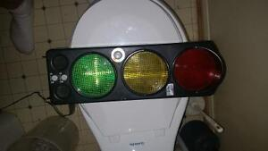 Awesome light up street lights with sound only $25 works great!! London Ontario image 4