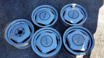 Holden VC VH Brock Commodore Wheels