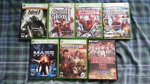 Selling Video Games (Mostly Xbox 360)