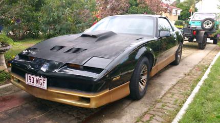 1985 trans am 383 strocker supercharged