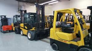 forklift propan electric diesel used toyota cat yale hyster clark tcm part for forklift liquidation chariot elevateur