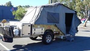 Cub Hardfloor Camper Trailer Aberfoyle Park Morphett Vale Area Preview