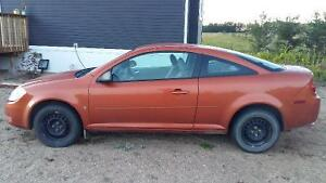 2007 Chevrolet Cobalt LS Coupe (2 door)