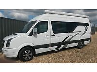 VW CRAFTER MOTORHOME CONVERSION WANTED DOING BY CAPABLE PERSON