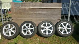 Alloy wheels Cabramatta West Fairfield Area Preview