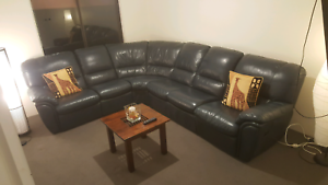 Beautiful HARVEY NORMAN modular lounge with recliners RRP $5900. Craigie Joondalup Area Preview