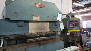presse Brake plieuse Allsteel 95 ton 8 feet