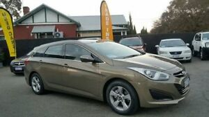 2011 Hyundai i40 VF2 Active Tourer Silver 6 Speed Automatic Wagon