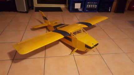 RC Plane Balsa