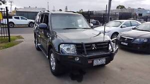 2014 Mitsubishi Pajero GLX-R Wagon AUTO TURBO DIESEL Williamstown North Hobsons Bay Area Preview