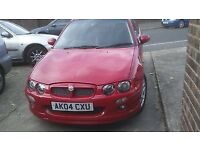 MG ZR NEW MOT HALF LEATHER SEATS px welcome