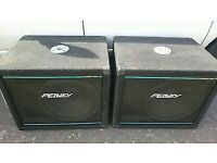 I'm looking 4 a pair of Peavey bass bins