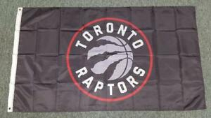 Large Toronto Raptors Flag - 5 X 3