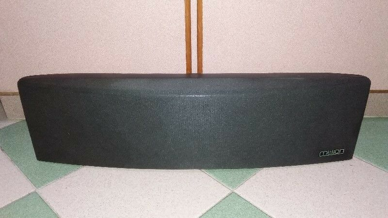 QUALITY MISSION M7C1 CENTRE SPEAKER MADE IN UK.