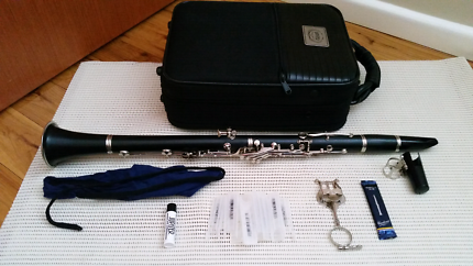 Clarinet with a Beautiful Warm Mellow Tone