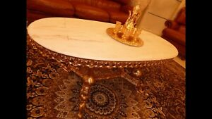 BEAUTIFUL ANTIQUE MARBLE COFFEE TABLE IN GREAT CONDITION Brisbane City Brisbane North West Preview