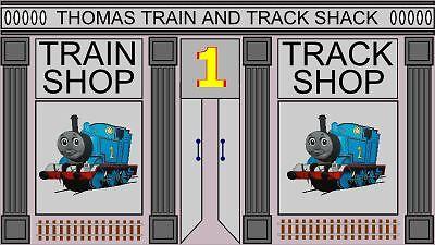 Thomas Train and Track Shack