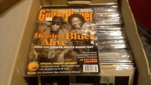 Guitar Player Magazine, back issues London Ontario image 1