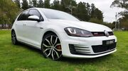 2014 Volkswagen Golf VII MY14 GTI DSG Performance Pure White 6 Speed Sports Automatic Dual Clutch Tanunda Barossa Area Preview