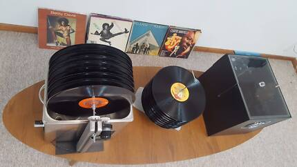 Vinyl Record Cleaning. Ultrasonic vinyl record cleaning.
