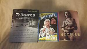 Wrestling Hardcovers for sale