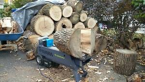 Fendeuse a bois 6.5 tonnes Yardwork