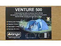 Vango Venture 500 Tent.
