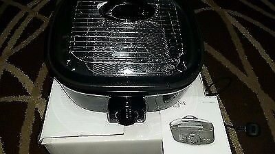 Cucina 8 in 1 multi function cooker slow cooker
