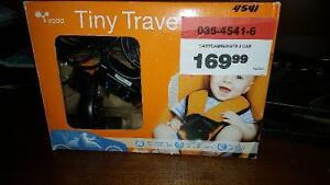 Baby travel camera for car