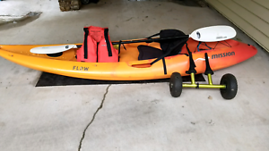 Mission Flow Kayak Freshwater Manly Area Preview