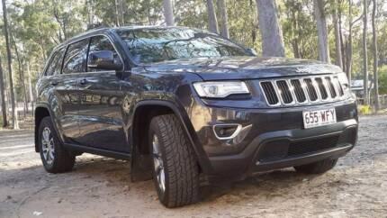 2014 Turbo Diesel Jeep Grand Cherokee Wagon