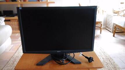 Acer 22 inch computer monitor