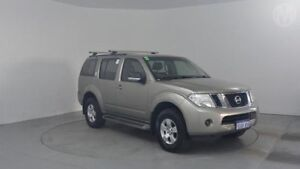 2012 Nissan Pathfinder R51 Series 4 ST (4x4) Sand Storm 5 Speed Automatic Wagon Perth Airport Belmont Area Preview